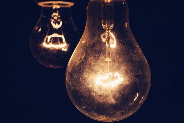 Light Bulb Vintage photo