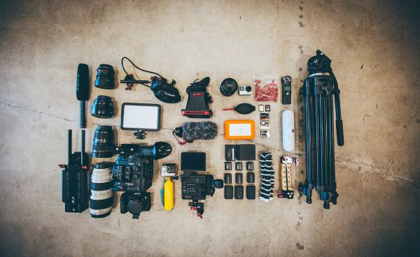 Photographer Accessories Adventure photo