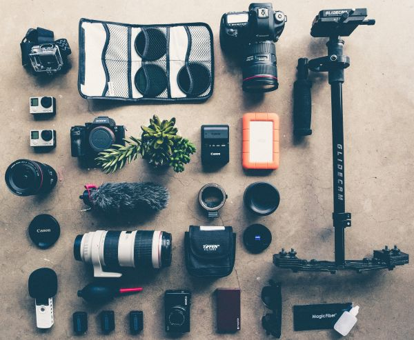 Photographer Accessories photo