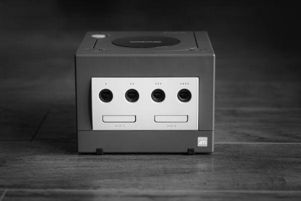 Nintendo Gamecube Retro Gaming photo