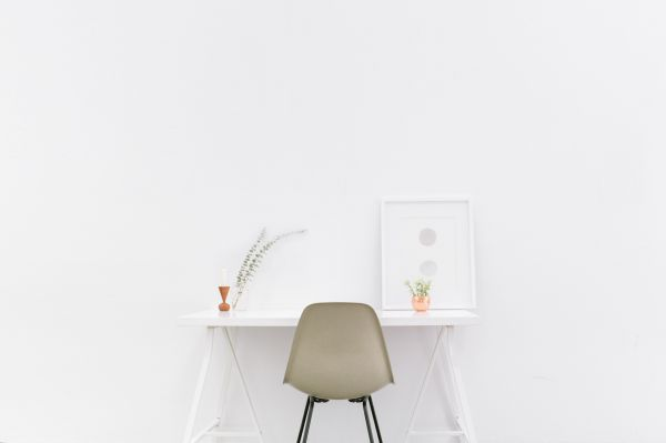 Minimal Desk Office Chair photo