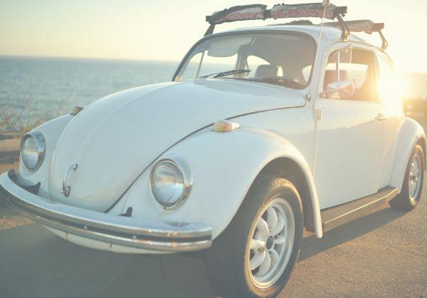 Classic Volkswagen Beetle Car photo