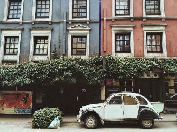 Classic Citroen Street photo