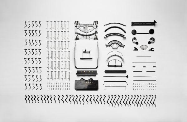 Vintage Typewriter Components photo