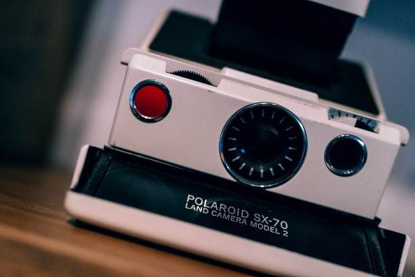 Polaroid Camera Photography photo