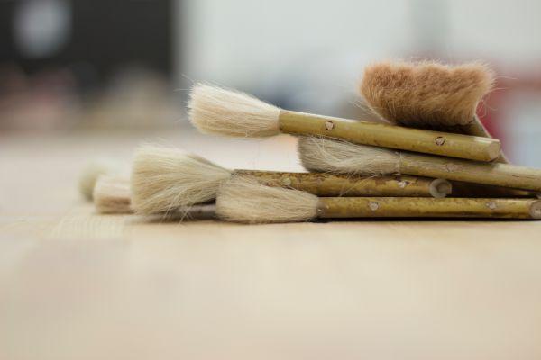 Artist Paint Brushes photo