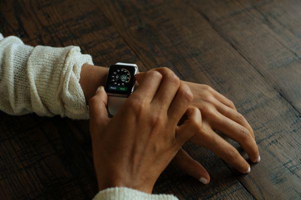 Apple Watch White photo