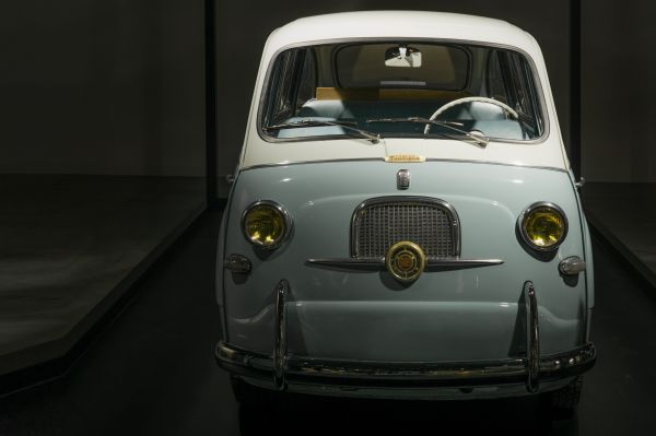 Classic Fiat Multipla Car photo