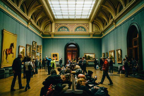 People Art Gallery photo