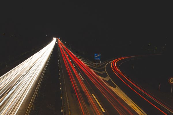 Highway Traffic Lights photo
