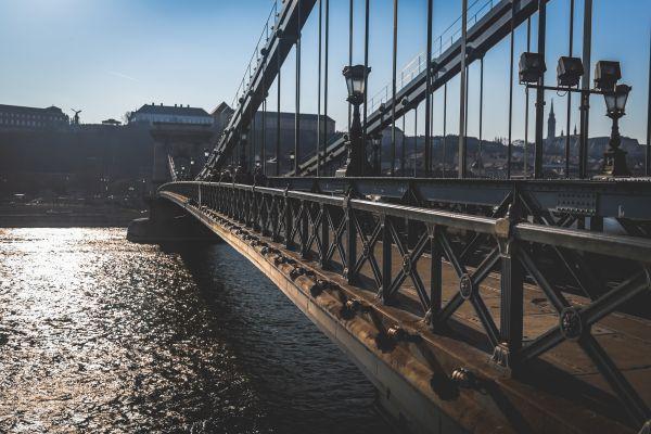 Bridge Water River Day photo