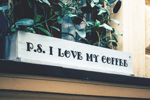 P.S. I Love My Coffee photo