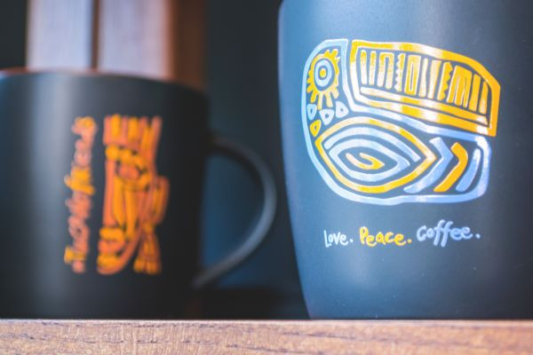Love Peace Coffee photo