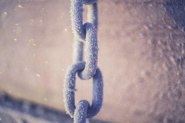 Icy Chain Links photo