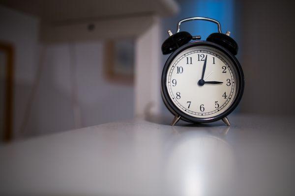 Retro Alarm Clock photo