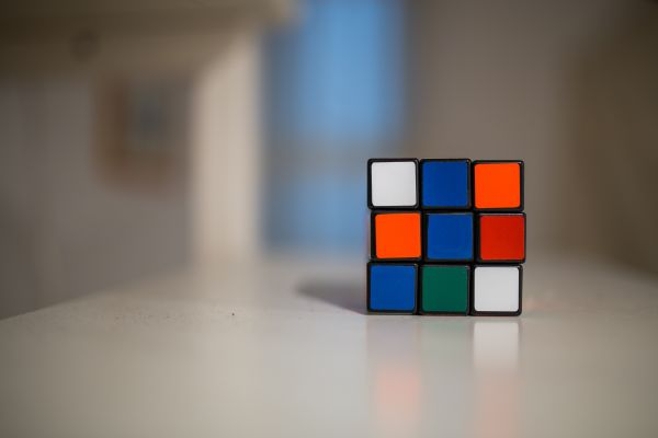 Rubiks Cube Game photo
