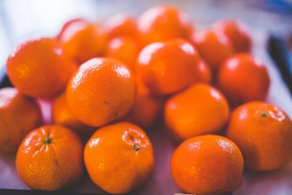 Shallow Focus Orange Fruit photo