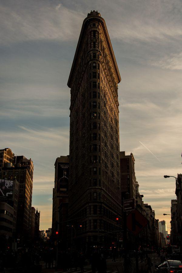 The Gridiron Building New York photo