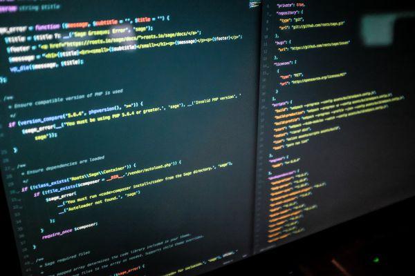 PHP Code photo