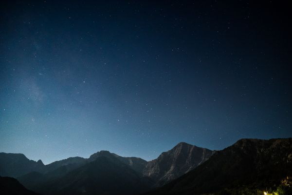 Mountain Stars photo