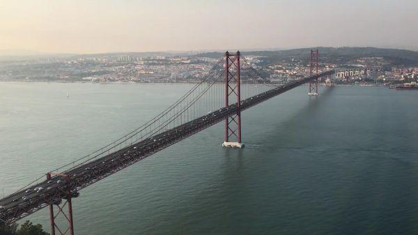 Bridge  rio  portugal video