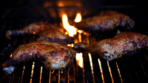 Bbq  grilling  bbq grill video