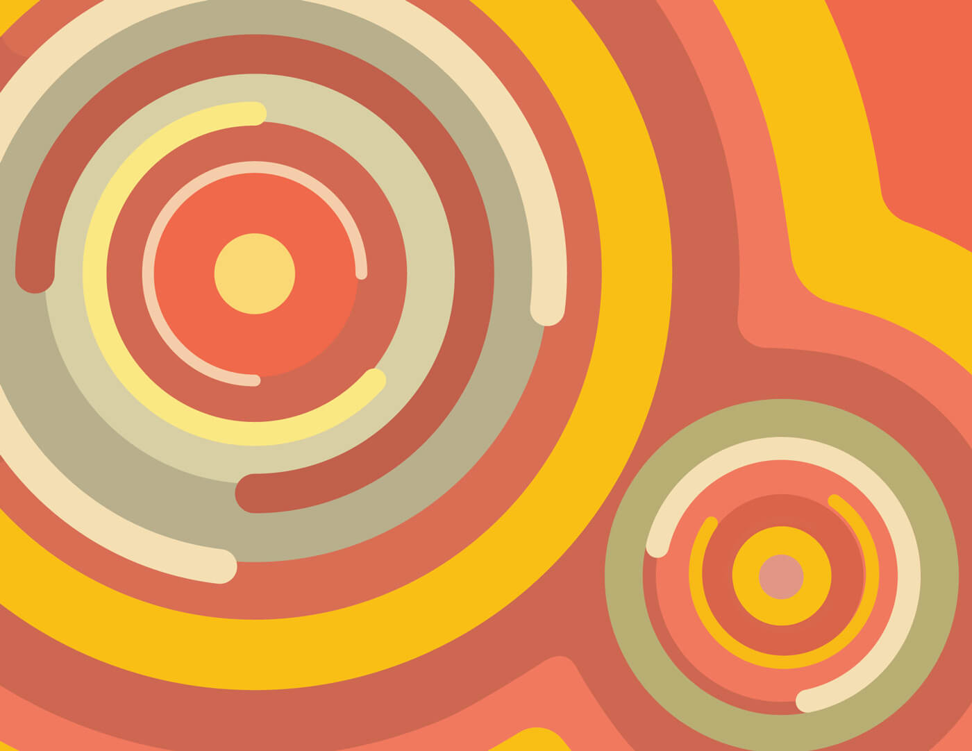 "Free vector ""Abstract background vector illustration"""
