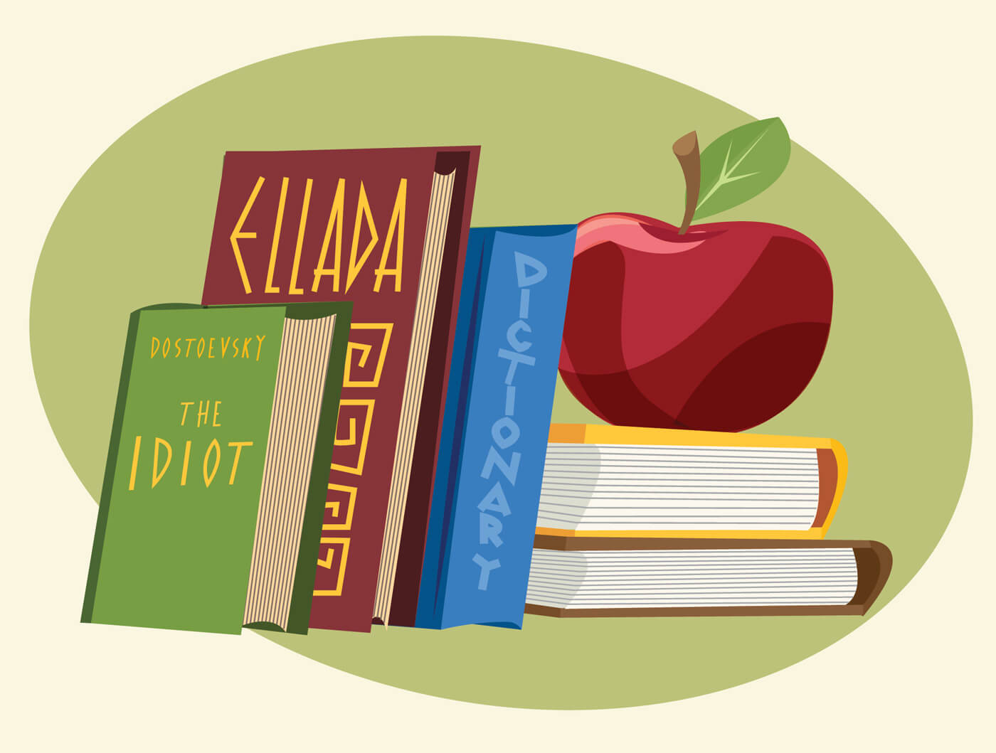 "Free vector ""Education objects vector illustration for design"""