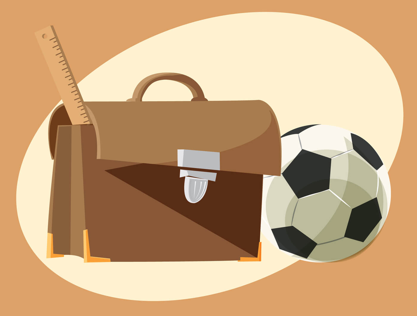 """Free vector """"Education objects vector illustration for design"""""""